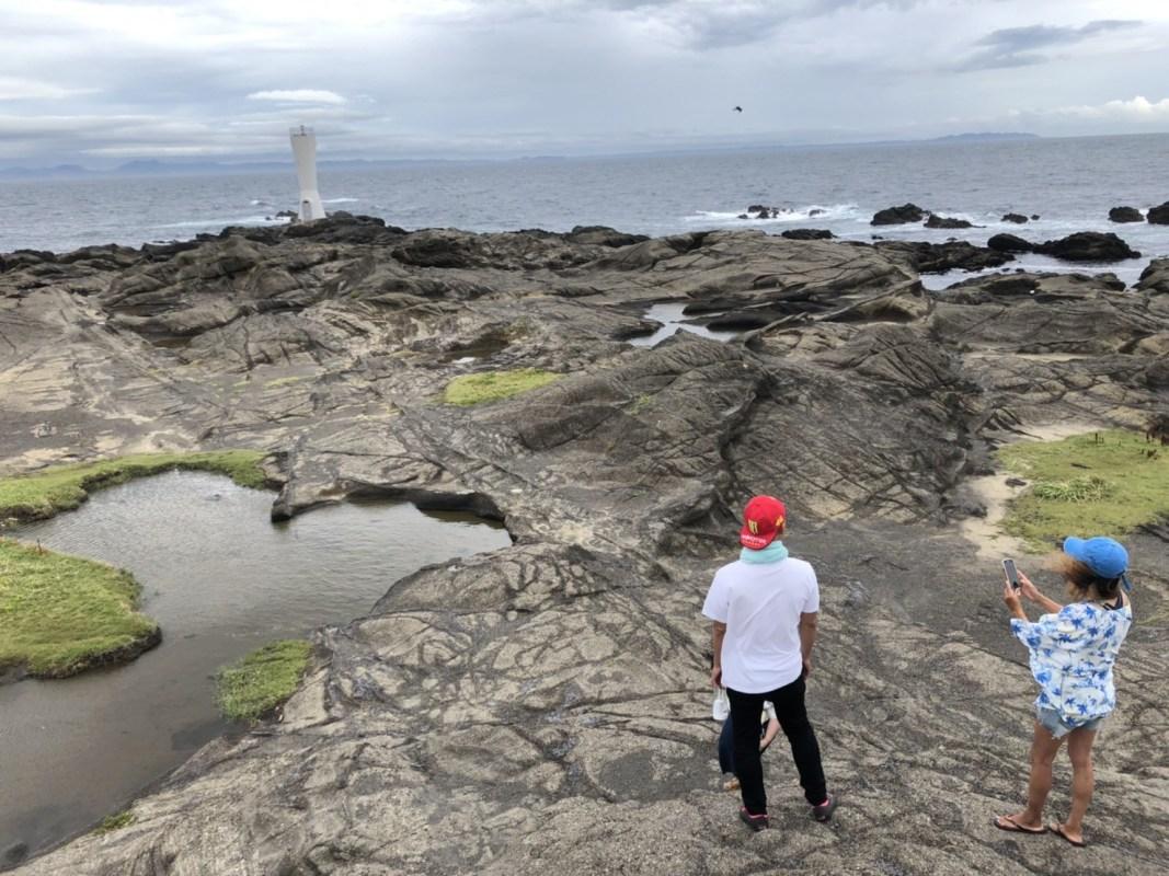 ヨガ&城ヶ島さんぽ